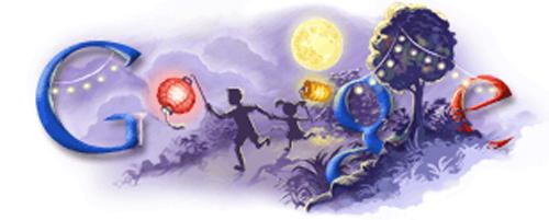 Ý tưởng bắt đầu từ khi Sergey Brin (một trong hai nhà sáng lập Google) thực hiện bức vẽ đầu tiên vào năm 1998 cho lễ hội Burning Man ở Nevada (Mỹ).Google bắt đầu tạo Doodle