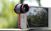 Apple nghiên cứu hệ thống gắn ống kính cho iPhone