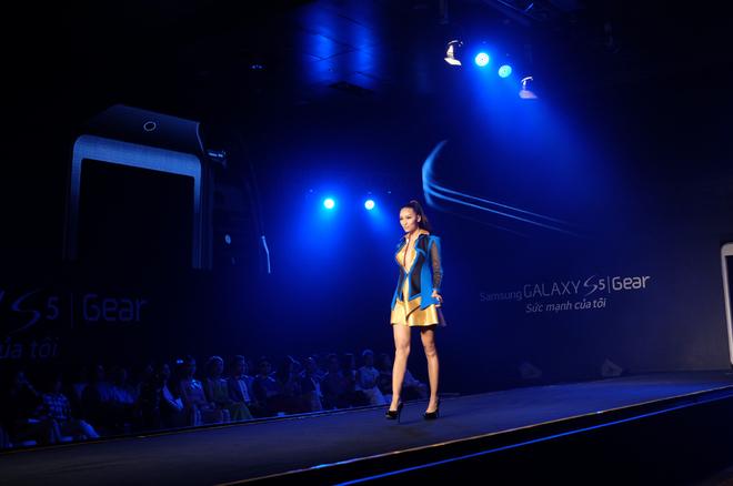 Samsung Galaxy S5 ra mắt tại Việt Nam