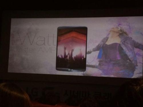 Lộ cấu hình LG G3 với màn hình 2K - VnExpress Số Hóa