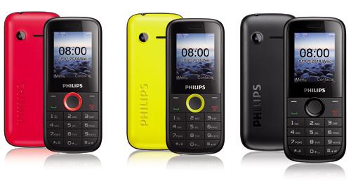 Điện thoại 2 SIM giá chưa đến 400.000 mới của Philips.