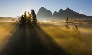 Phong cảnh và Khoảnh khắc - nguồn đề tài vô tận trong nhiếp ảnh