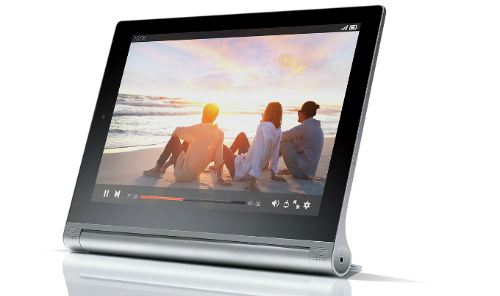 Lenovo Yoga Tablet vừa ra mắt với bốn phiên bản khác nhau.