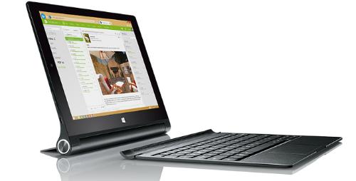 Dòng máy tính bảng mới của Lenovo có giá thấp nhất 249,99USD.