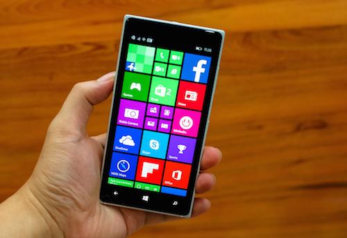 Đánh giá Lumia 830 - smartphone tầm trung đáng giá
