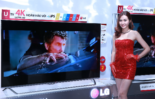 TV 4K với kích thước và giá bán đa dạng góp phần giúp công nghệ 4K tiếp cận người dùng và trở nên phổ biến.