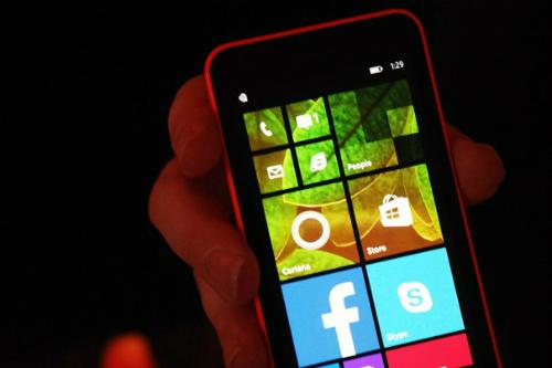 90% điện thoại chạy Window Phone là Lumia, thống kê cho biết.