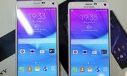 Galaxy Note 4 có hàng dựng ở Việt Nam