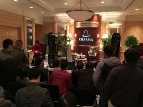 Bộ loa Kharma Exquisite Grand phiên bản đặc biệt sản xuất giới hạn