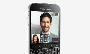 BlackBerry Classic ra mắt