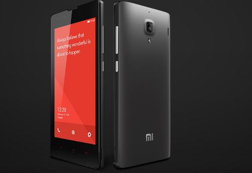 Redmi 1S sẽ là smartphone đầu tiên của Xiaomi được phân phối ở Việt Nam chính thức.