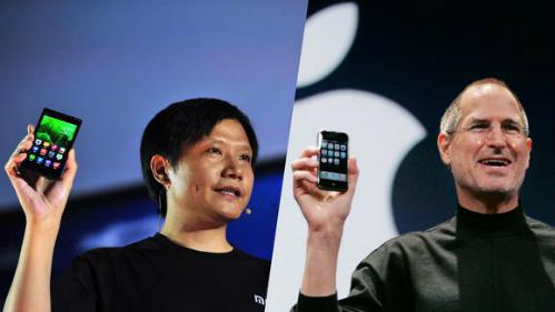 Xiaomi là hãng smartphone lớn thứ ba thế giới và được mệnh danh là Apple của Trung Quốc.