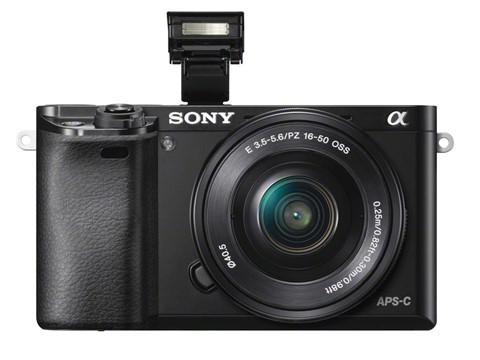 Sony Alpha A6000.