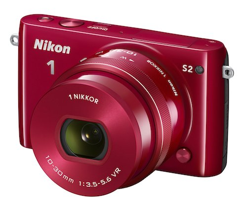 Nikon 1 S2.