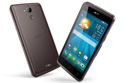 Acer Liquid Z410, smartphone 64-bit giá 3,3 triệu đồng