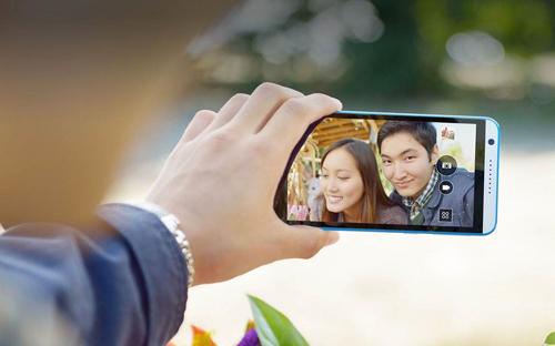 Smartphone tầm trung HTC Desire 820s