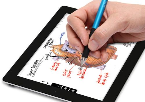 iPad Pro 12,9 inch sẽ được Apple trang bị bút cảm ứng