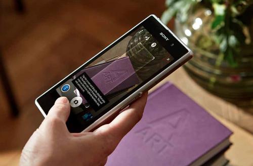 Xperia Z1 dù ra mắt từ lâu nhưng vẫn là chiếc smartphone đẹp và thời trang của Sony.