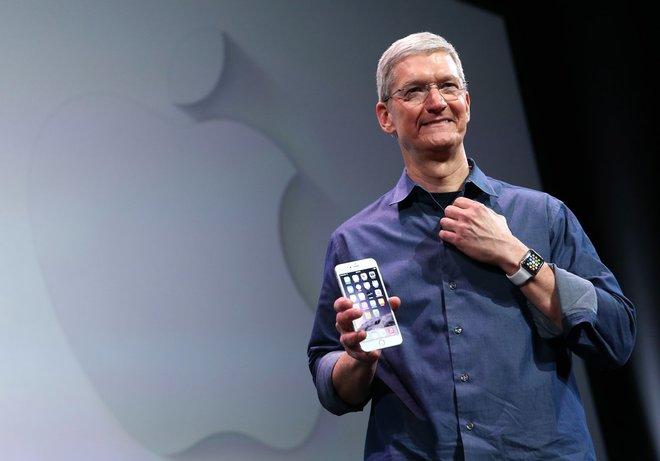 Những con số đáng nể của Apple 3 tháng cuối năm