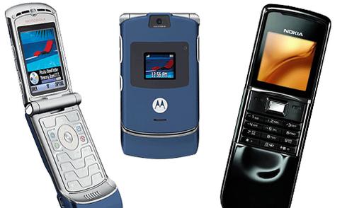 Những điện thoại từng là biểu tượng thời trang