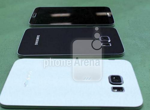 Samsung Galaxy S6 vỏ kim loại nguyên khối lộ ảnh thực tế