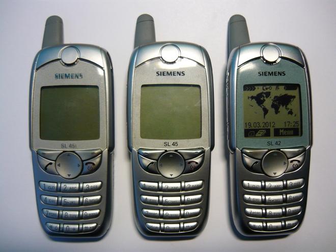 5 điện thoại Siemens từng là tượng đài trong làng di động