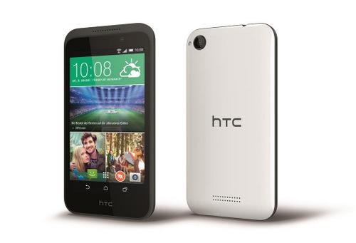 HTC Desire 320.
