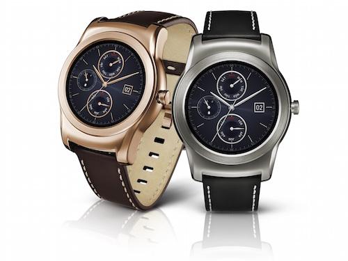Đồng hồ thông minh hạng sang của LG ra mắt