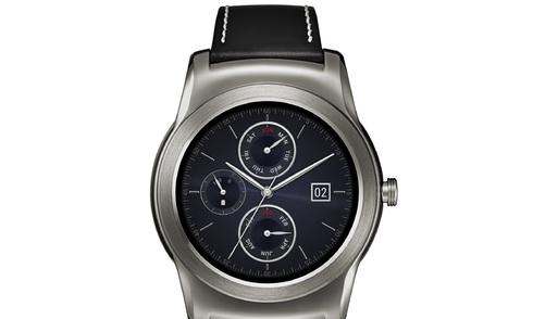 Ảnh giới thiệu đồng hồ thông minh LG Watch Urbane
