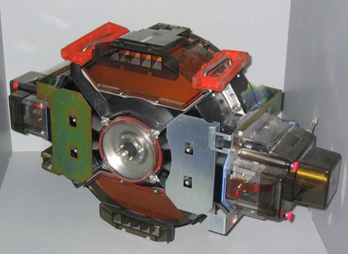 Ổ cứng Gigabyte đầu tiên IBM 3380.