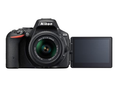 Nikon D5500.