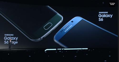 Samsung ra Galaxy S6 và S6 Edge dáng mỏng, màn hình độc đáo