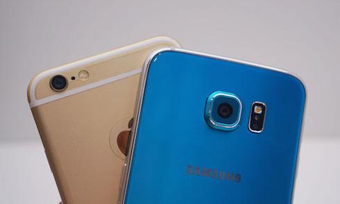 8 tính năng giúp Galaxy S6 chụp ảnh tốt hơn iPhone 6