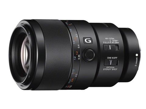 Sony FE 90 mm F2.8 Macro G OSS.