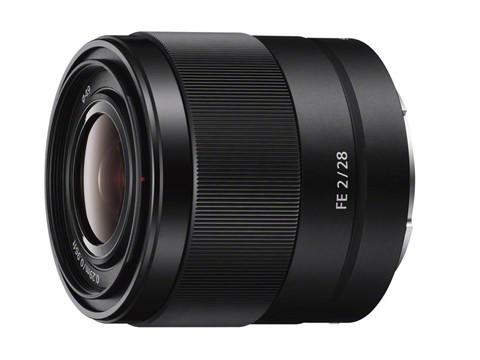 Sony FE 28 mm F2.