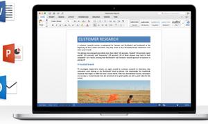 Office 2016 cho máy Mac được tải về miễn phí