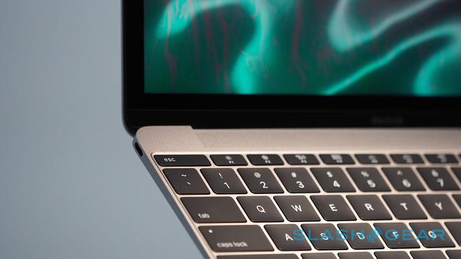 2015 macbook retina hands on 10 1425937585 660x0 Ảnh và video thực tế MacBook 12 inch siêu mỏng nhẹ