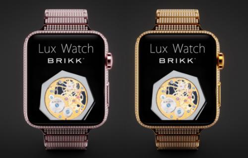 Mẫu Apple Watch trị giá hơn 100.000 USD.