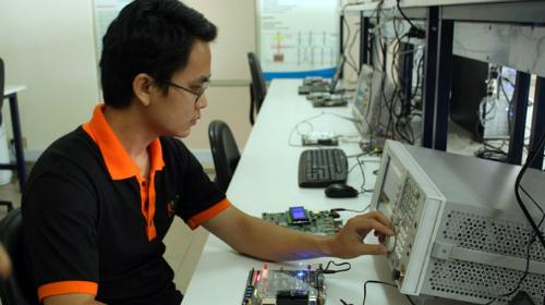 Công nghiệp vi mạch Việt Nam vẫn còn những thách thức.