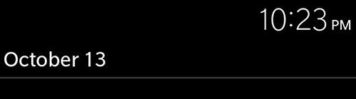 4 BlackBerry OS 5330 1427183069 Trắc nghiệm: Đoán giao diện thông báo của các nhà sản xuất nổi tiếng