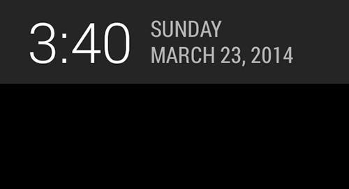 7 HTC Sense HTC One series 7440 1427183070 Trắc nghiệm: Đoán giao diện thông báo của các nhà sản xuất nổi tiếng