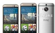 HTC One M9 bản phóng to có màn hình 2K, cảm biến vân tay