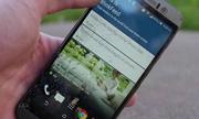 HTC One M9 bị vỡ màn hình trong bài kiểm tra độ bền