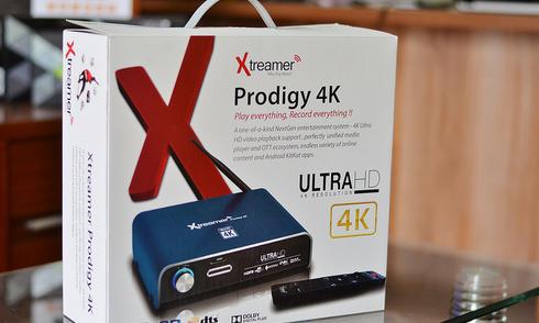 Đầu Android Xtreamer Prodigy 4K