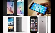Trắc nghiệm: Smartphone cao cấp nửa đầu 2015