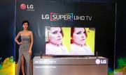Loạt TV Super Ultra HD 2015 của LG