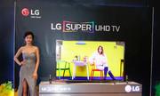 LG ra mắt loạt TV 4K mới tại Việt Nam