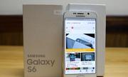 Mở hộp Samsung Galaxy S6 chính hãng tại Việt Nam