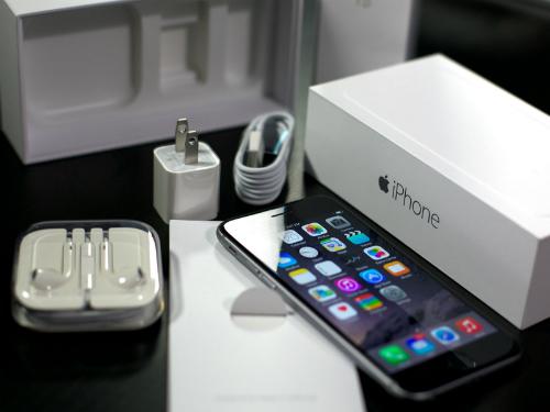 iPhone dù có ít model nhưng loại hàng này có hàng hoá phức tạp và đa dạng, từ hàng mới cho tới hàng đã qua sử dụng hay hàng khoá mạng, thậm chí tân trang đã qua sửa chữa.