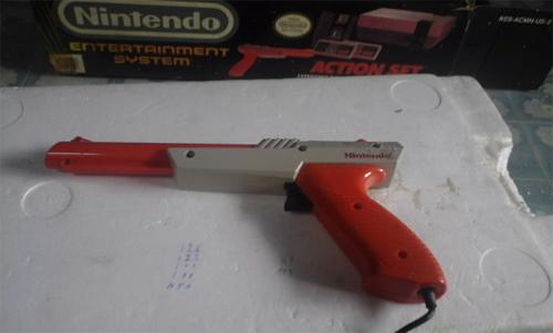Cây súng bắn vịt thần thánh của Nintendo